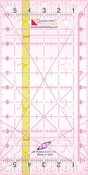 """6""""X12"""" - Guidelines4quilting Guidelines Ruler"""