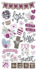 Chipboard Stickers - Kissing Booth - Simple Stories