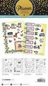 Studio Light Planner Journal A5 Stamp