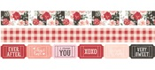 Washi Tape - Kissing Booth - Simple Stories