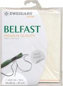 "Opalescent - Zweigart Belfast Premium Quality Linen 32 Count 19""x27"""