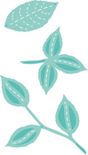 DIY Flora Leaves - Kaisercraft Decorative Die