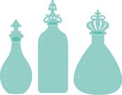 Fancy Bottles - Kaisercraft Decorative Die