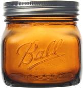 Pint Elite Color Series Amber, 16oz - Ball(R) Wide Mouth Canning Jars 4/Pkg