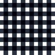 Black Plaids & Dotty Double-Sided Cardstock - Bella Blvd