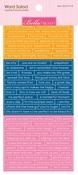 Word Salad Legacy Sticker Booklet - Bella Blvd - PRE ORDER