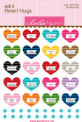 Sentiments Mini Heart Hugs - Bella Blvd
