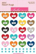 Sentiments Mini Heart Hugs - Bella Blvd