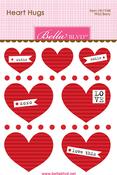 Wild Berry Mini Heart Hugs - Bella Blvd - PRE ORDER