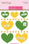 Sunshine Mini Heart Hugs - Bella Blvd