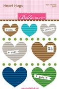 Earth Mini Heart Hugs - Bella Blvd