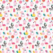 Party Animal Paper - Wish Big Birthday Girl - Bella Blvd - PRE ORDER