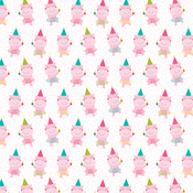 Numbers Paper - Wish Big Birthday Girl - Bella Blvd - PRE ORDER
