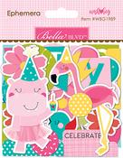 Ephemera - Wish Big Birthday Girl - Bella Blvd - PRE ORDER