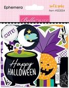 Ephemera, Shapes, Tabs & Words - Sweet & Spooky Cardstock Die-Cuts