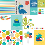 "Daily Details - Wish Big Boy Double-Sided Cardstock 12""X12"""