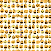 """Talk To The Head - Sweet & Spooky Double-Sided Cardstock 12""""X12"""""""