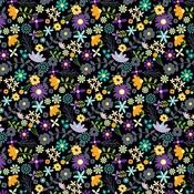 """Night Garden - Sweet & Spooky Double-Sided Cardstock 12""""X12"""""""