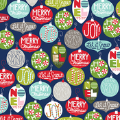 """Light It Up - Merry Christmas Double-Sided Cardstock 12""""X12"""""""