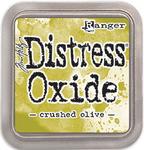 Crushed Olive - Release 4 - Oxide Ink Pad - Tim Holtz