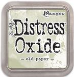 Old Paper - Release 4 - Oxide Ink Pad - Tim Holtz