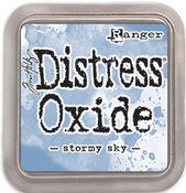 Stormy Sky - Release 4 - Oxide Ink Pad - Tim Holtz