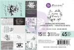 Flirty Fleur 4 X 6 Journaling Cards - Prima