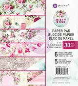 Misty Rose 6x6 Pad - Prima