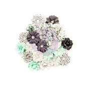 Little Moments Flirty Fleur Flowers - Prima