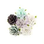 Dots & Stripes Flirty Fleur Flowers - Prima