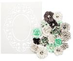 Minty Sprinkles Flirty Fleur Flowers - Prima