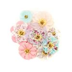 Earleen Misty Rose Flowers - Prima