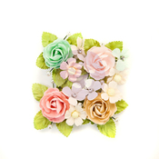 Paxton Misty Rose Flowers - Prima