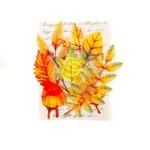 Leaf Embellishments - Autumn Maple - Prima - PRE ORDER