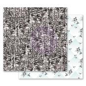 Birds Of A Feather Paper - Flirty Fleur - Prima