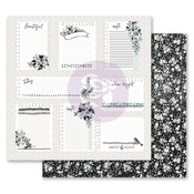 Little Notes Paper - Flirty Fleur - Prima