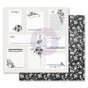 Little Notes Paper - Flirty Fleur - Prima