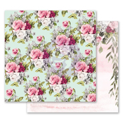 Flowers for Her Paper - Misty Rose - Prima
