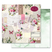 Scented Love Letters Paper - Misty Rose - Prima