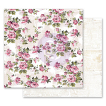 The Memorable Floral Wall Paper - Misty Rose - Prima