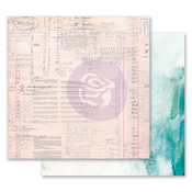 The Untold Story Paper - Misty Rose - Prima