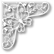 Butterfly Corner - Tutti Designs