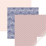 "Chantilly - Cricut 12""X12"" Patterned Premium Vinyl Sampler 6/Pkg"