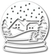Snowglobe Scene -  Tutti Designs