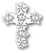 Poinsettia Cross Die - Tutti