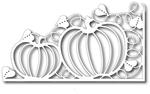Elegant Pumpkins - Tutti Designs