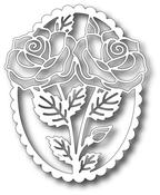 Rose Duo Frame - Tutti Designs