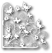 Fluterring Butterfly Corner - Tutti Designs