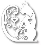 Fancy Hearted Cat Die - Tutti