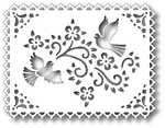 Bird Tapestry - Tutti Designs